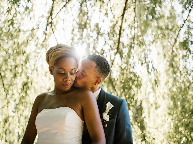 Le mariage de Joan et Cynthia à Rousson, Gard 38