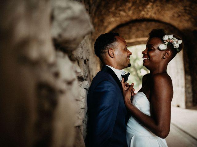 Le mariage de Joan et Cynthia à Rousson, Gard 45