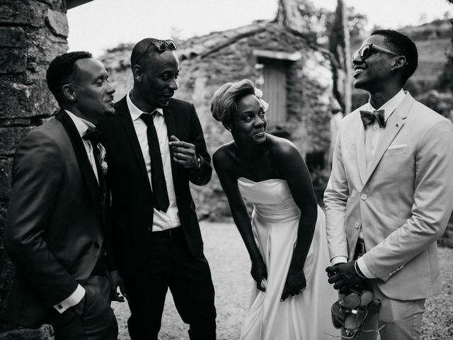 Le mariage de Joan et Cynthia à Rousson, Gard 54