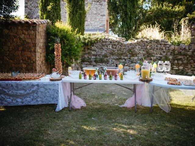 Le mariage de Joan et Cynthia à Rousson, Gard 52