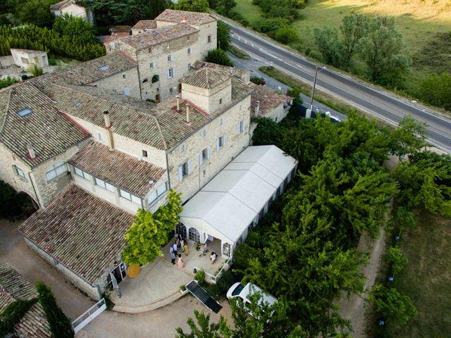 Le mariage de Joan et Cynthia à Rousson, Gard 58