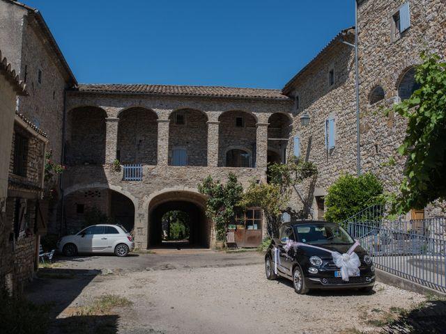 Le mariage de Joan et Cynthia à Rousson, Gard 62