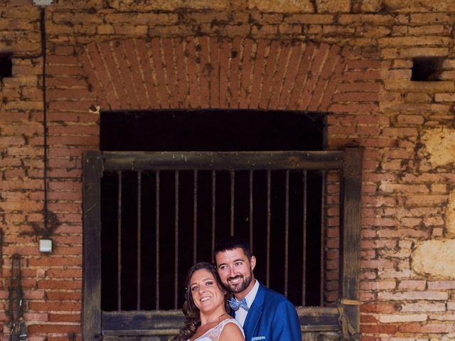 Le mariage de Etienne et Caroline à Pujaudran, Gers 9