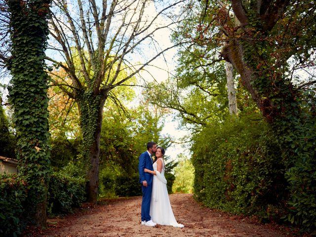 Le mariage de Etienne et Caroline à Pujaudran, Gers 23