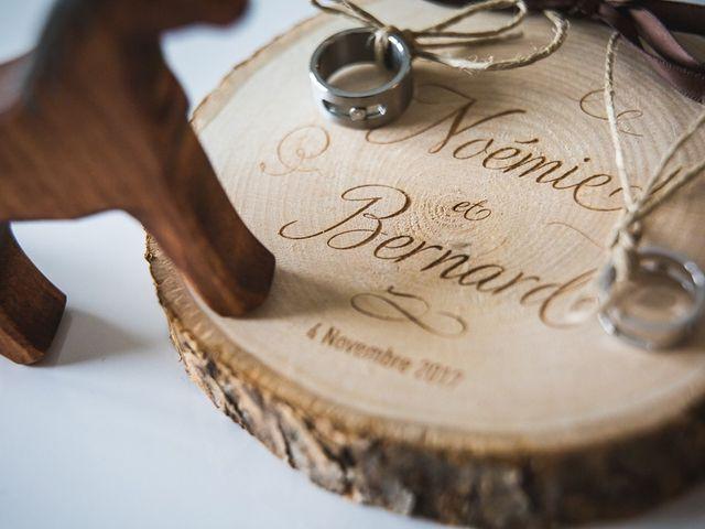 Le mariage de Bernard et Noemie à Bossey, Haute-Savoie 7