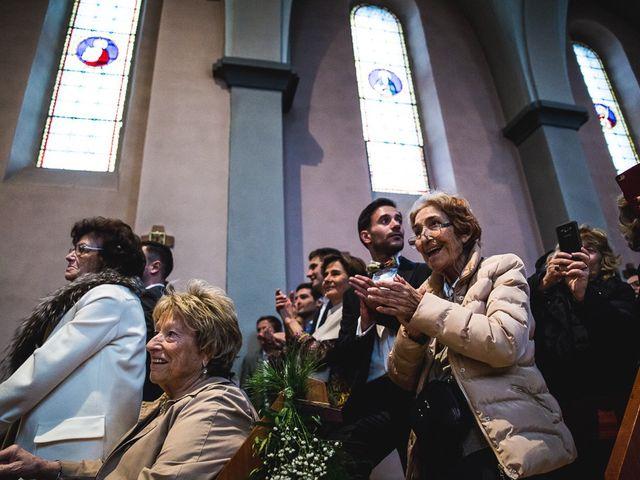 Le mariage de Bernard et Noemie à Bossey, Haute-Savoie 22