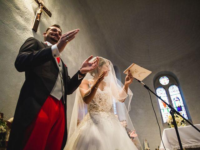 Le mariage de Bernard et Noemie à Bossey, Haute-Savoie 23
