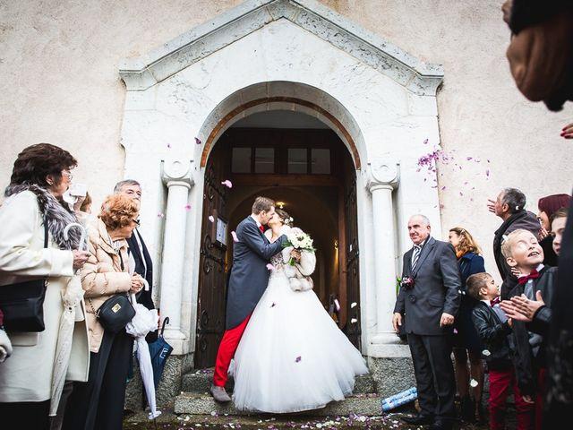 Le mariage de Bernard et Noemie à Bossey, Haute-Savoie 26