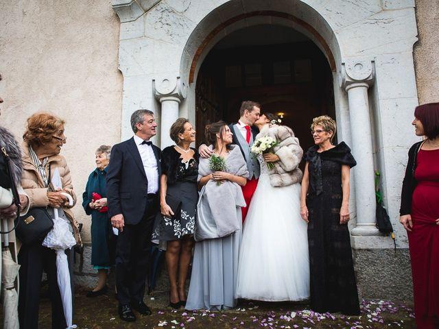 Le mariage de Bernard et Noemie à Bossey, Haute-Savoie 28