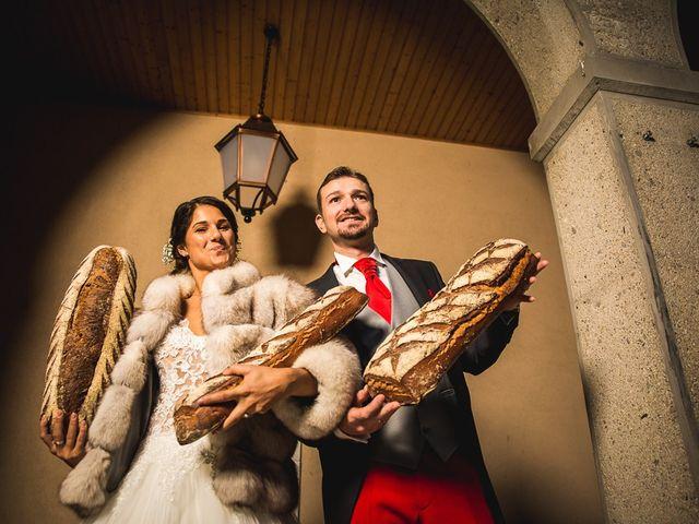 Le mariage de Bernard et Noemie à Bossey, Haute-Savoie 34