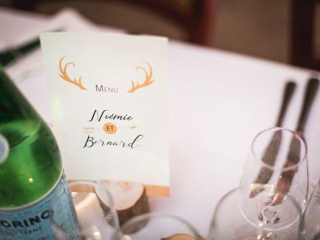 Le mariage de Bernard et Noemie à Bossey, Haute-Savoie 38