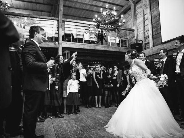 Le mariage de Bernard et Noemie à Bossey, Haute-Savoie 40