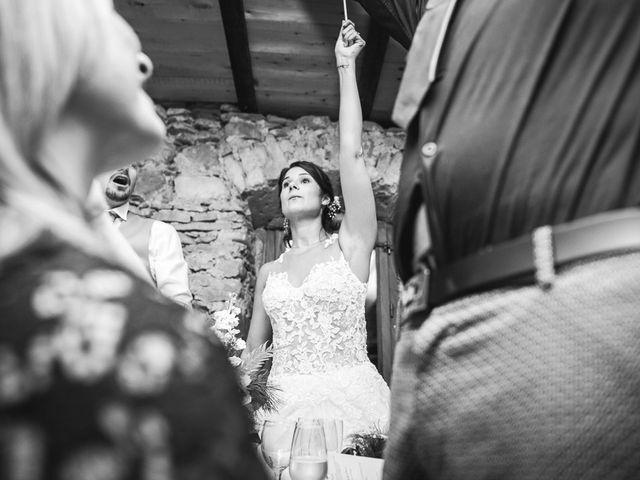 Le mariage de Bernard et Noemie à Bossey, Haute-Savoie 44