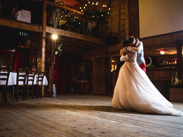 Le mariage de Bernard et Noemie à Bossey, Haute-Savoie 51