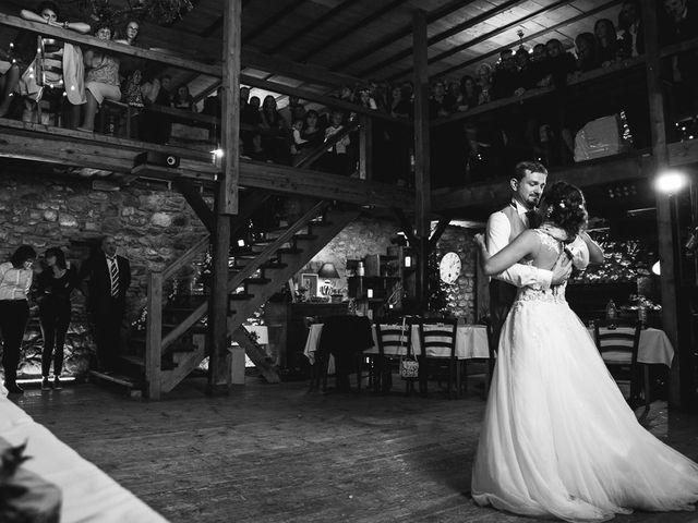 Le mariage de Bernard et Noemie à Bossey, Haute-Savoie 52