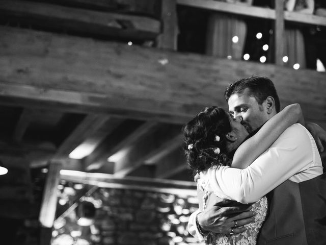 Le mariage de Bernard et Noemie à Bossey, Haute-Savoie 53