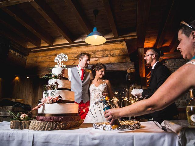 Le mariage de Bernard et Noemie à Bossey, Haute-Savoie 56