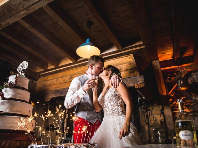 Le mariage de Bernard et Noemie à Bossey, Haute-Savoie 58