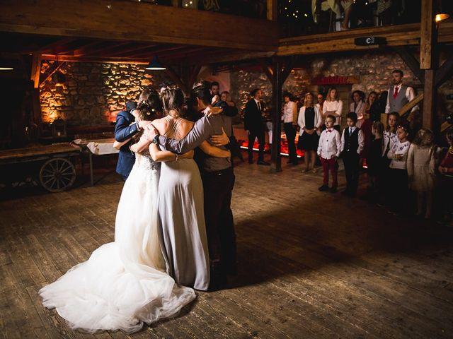 Le mariage de Bernard et Noemie à Bossey, Haute-Savoie 61