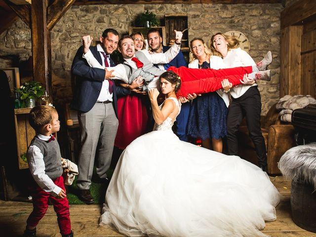 Le mariage de Bernard et Noemie à Bossey, Haute-Savoie 68