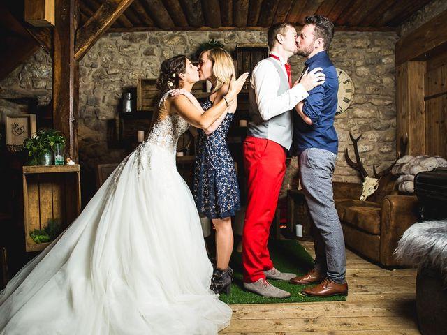 Le mariage de Bernard et Noemie à Bossey, Haute-Savoie 69
