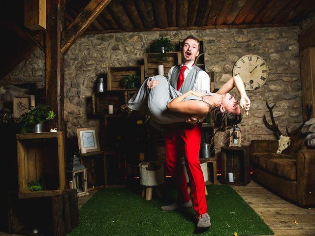 Le mariage de Bernard et Noemie à Bossey, Haute-Savoie 70