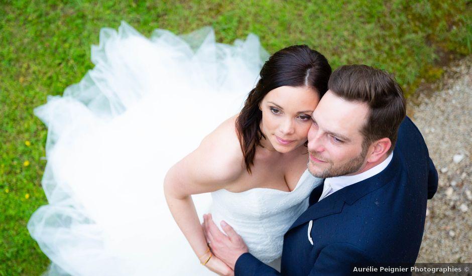 Le mariage de Mathieu et Caroline à Autigny-la-Tour, Vosges
