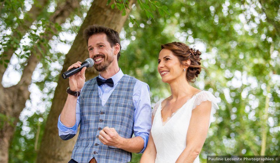 Le mariage de Thomas et Sandra à Machecoul, Loire Atlantique