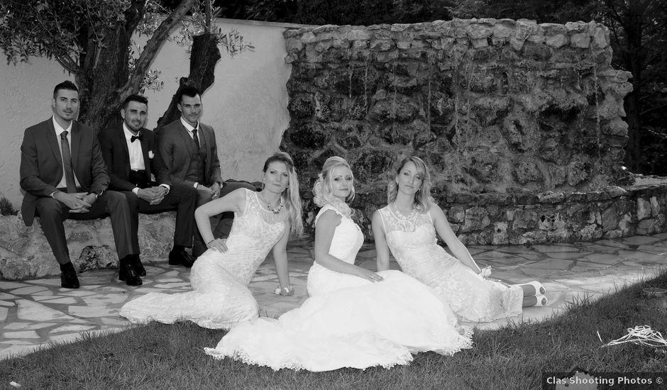 Le mariage de Louis et Ameline à Mougins, Alpes-Maritimes