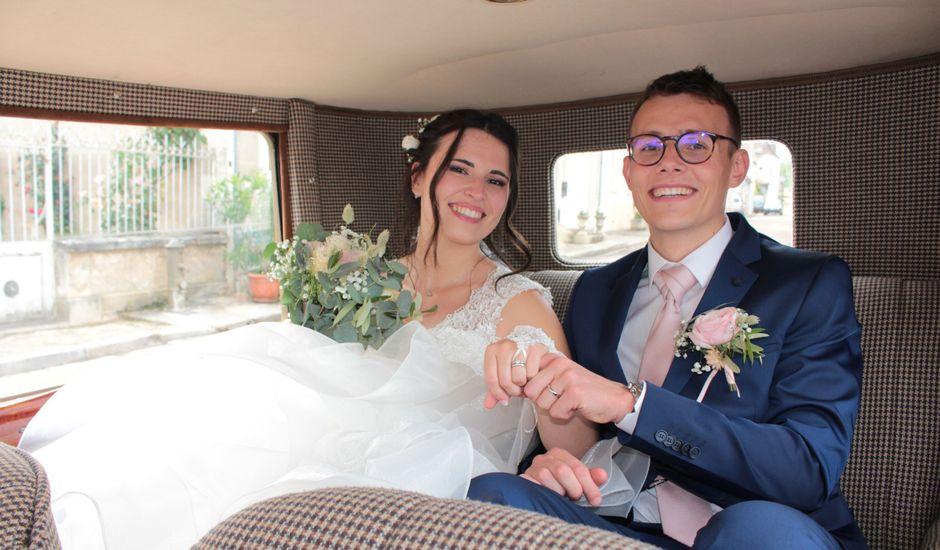 Le mariage de Stephane et Aurelie à Crain, Yonne