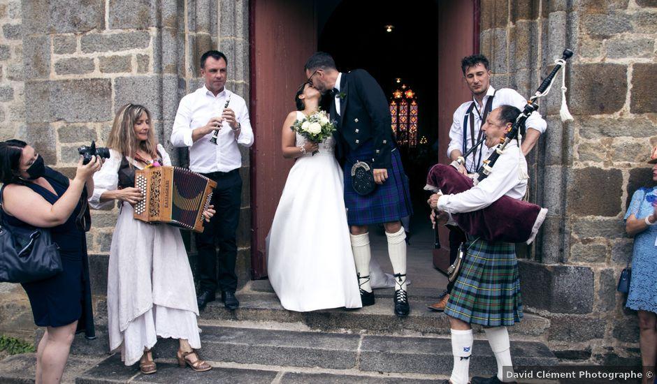 Le mariage de Florent et Anne-Sophie à Dol-de-Bretagne, Ille et Vilaine