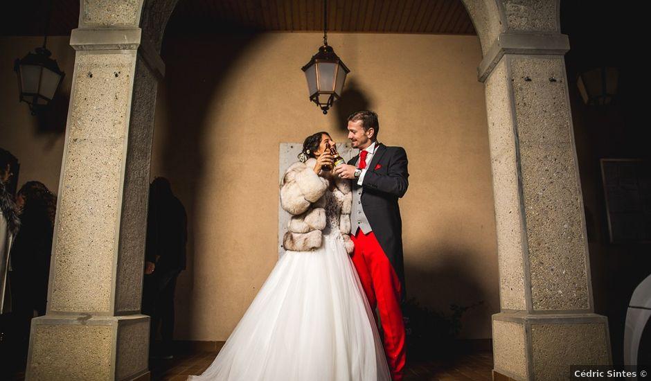 Le mariage de Bernard et Noemie à Bossey, Haute-Savoie
