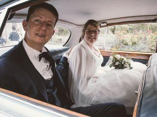 Le mariage de Grégory et Déborah
