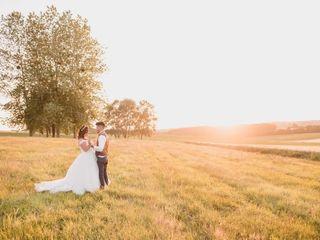 Le mariage de Laetitia  et Guillaume