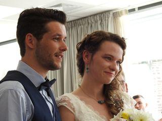 Le mariage de Louise et Benoît