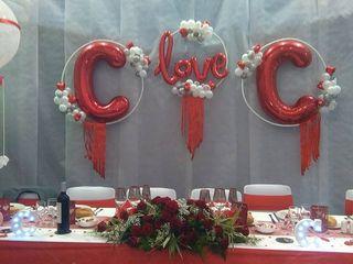Le mariage de  Claudine et Christian 1