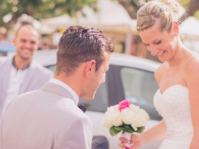 Le mariage de Julien et Caroline à Valras-Plage, Hérault 21