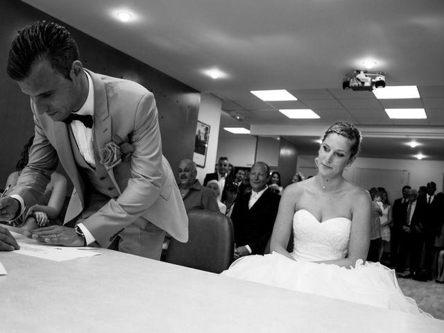 Le mariage de Julien et Caroline à Valras-Plage, Hérault 24