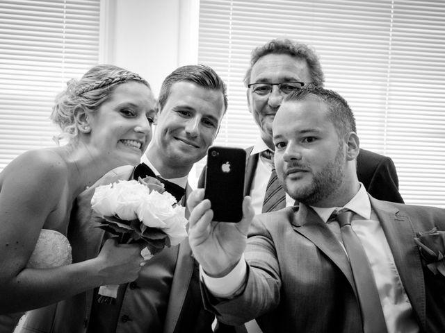 Le mariage de Julien et Caroline à Valras-Plage, Hérault 25