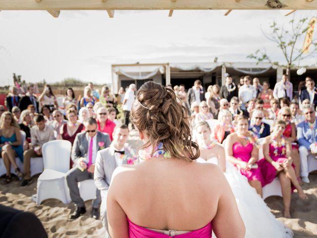 Le mariage de Julien et Caroline à Valras-Plage, Hérault 31