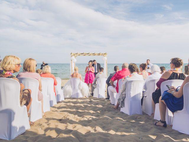 Le mariage de Julien et Caroline à Valras-Plage, Hérault 33