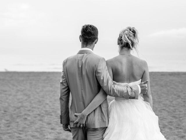 Le mariage de Julien et Caroline à Valras-Plage, Hérault 42
