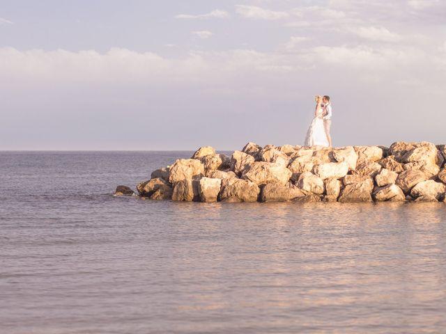 Le mariage de Julien et Caroline à Valras-Plage, Hérault 54