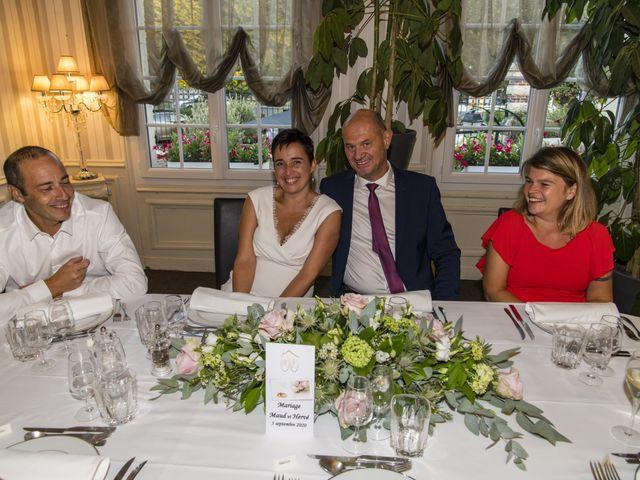 Le mariage de Maud et Hervé