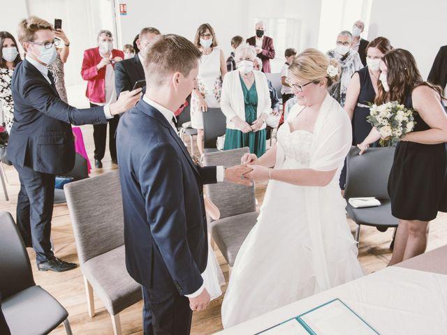 Le mariage de Déborah et Grégory à Saint-Briac-sur-Mer, Ille et Vilaine 12