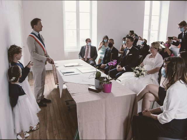 Le mariage de Déborah et Grégory à Saint-Briac-sur-Mer, Ille et Vilaine 14