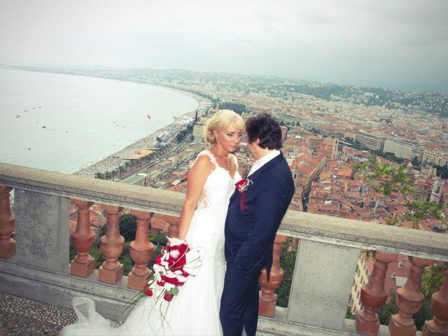 Le mariage de joël et isabelle à Nice, Alpes-Maritimes 1