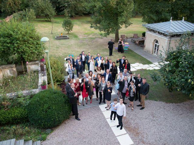 Le mariage de Pascal et Laetitia à Nancy, Meurthe-et-Moselle 35