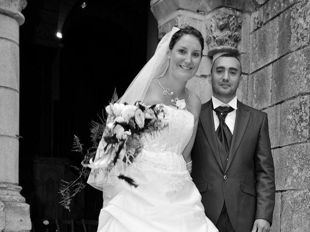 Le mariage de Jérémie et Maëlle à Sèvres-Anxaumont, Vienne 3