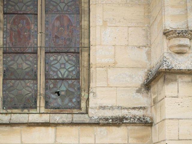 Le mariage de Guillaume et Laetitia  à Aincourt, Val-d'Oise 14